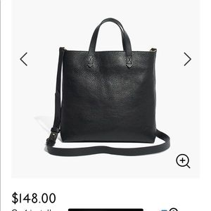 Madewell Transport Tote Small